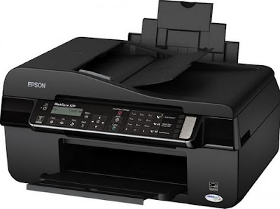 Epson Stylus Office TX320F Driver Download