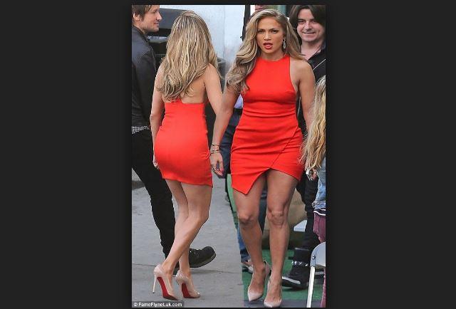 Rojo Caliente Jennifer Lopez