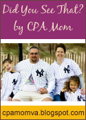 Did You See That? by CPA Mom