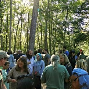 Social Gathering at the Wild Mushroom Festival Mystic CT _ New England Fall Events