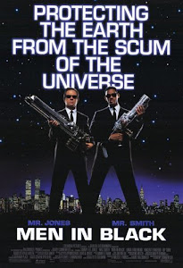 Men in Black Poster