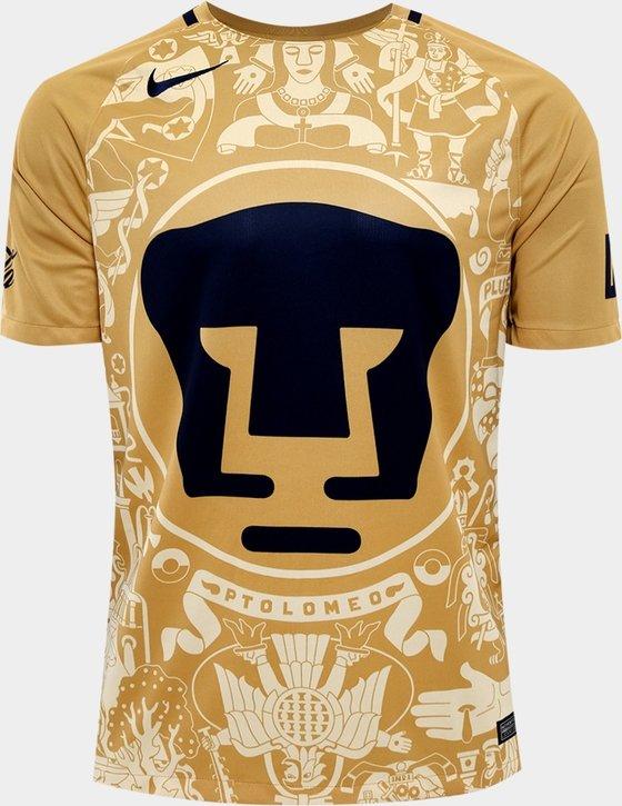 ca612899a8 Nike lança as novas camisas do Pumas do México - Show de Camisas