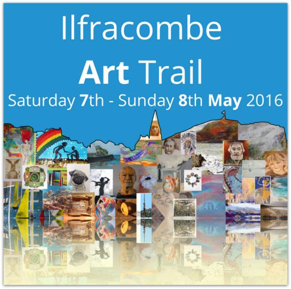 Ilfracombe Art Trail 7th-8th May 2016