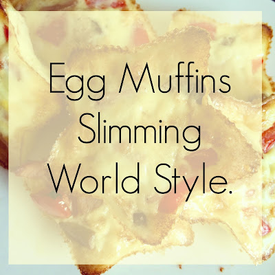 slimming world egg muffins