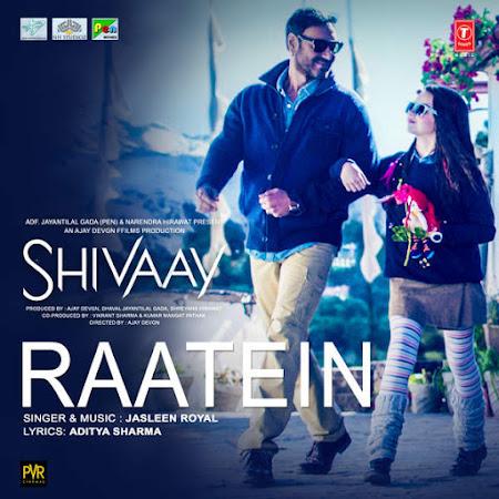 Raatein - Shivaay (2016)