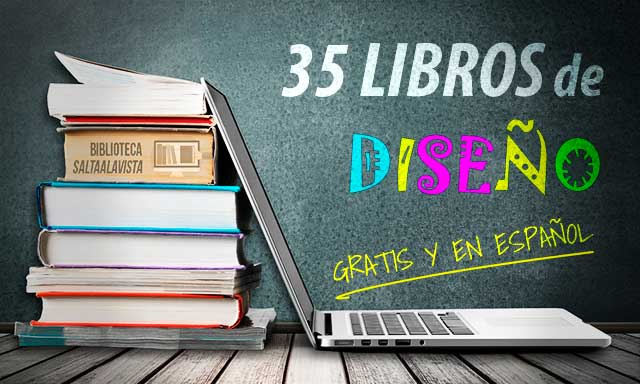 Biblioteca Virtual 35 Libros de Diseño Gratis y en Español
