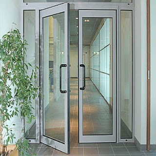 Glass Pendulum Doors
