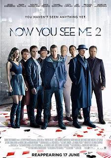 فيلم Now You See Me 2 2016 مترجم اون لاين بجودة HD