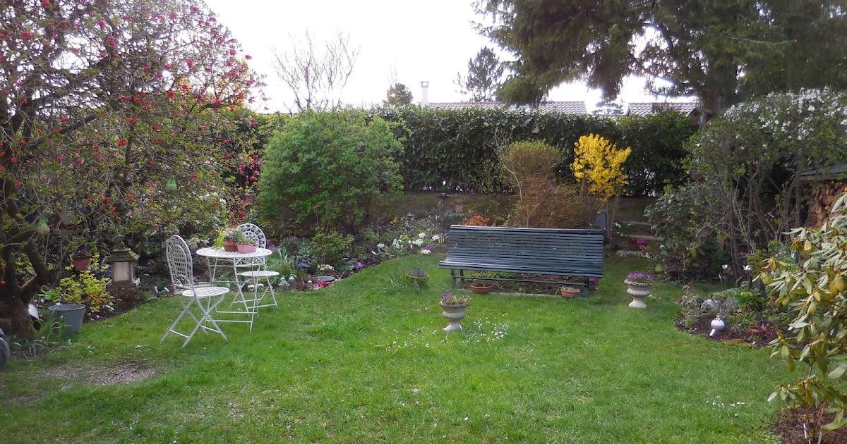 Deco Automne Romantique Bruyere Erica : Cagouille s garden le jardin de patou