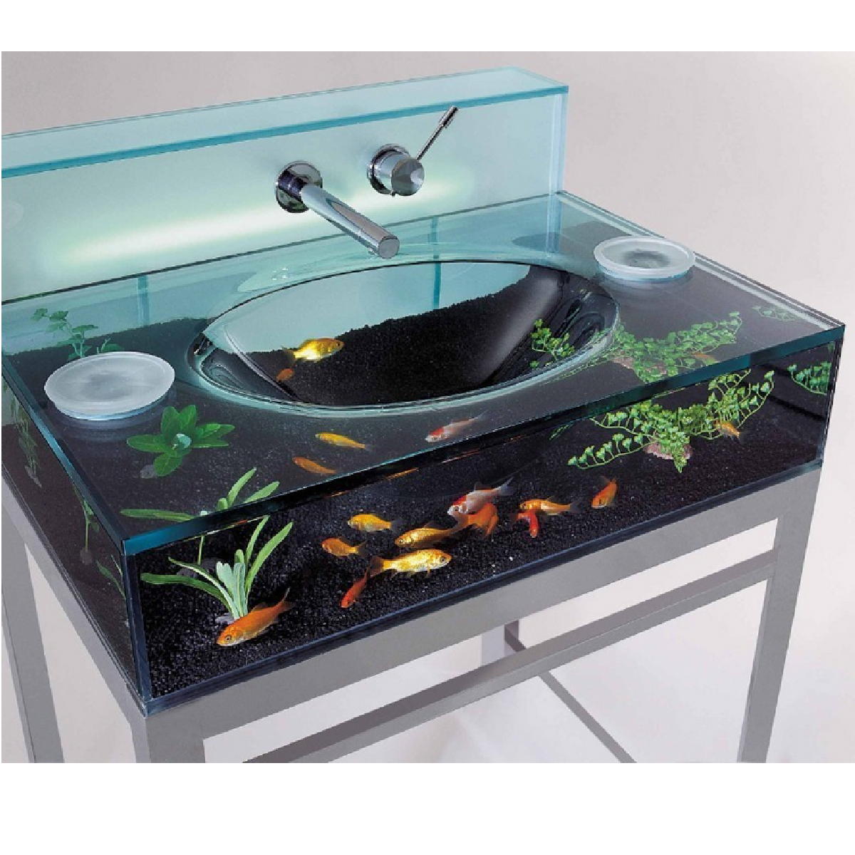 cadeaux 2 ouf id es de cadeaux insolites et originaux des aquariums insolites et originaux. Black Bedroom Furniture Sets. Home Design Ideas