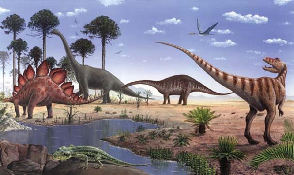 Jurassic period plants and animals - photo#37