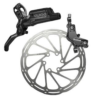 SRAM Guide RSC S4, bike brakes