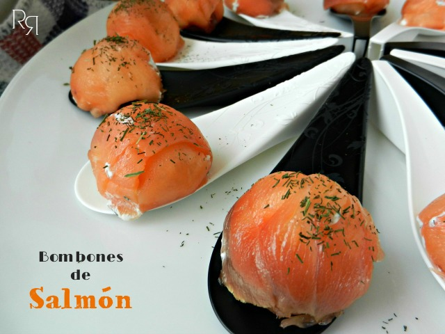 """Bombones de salmón"""