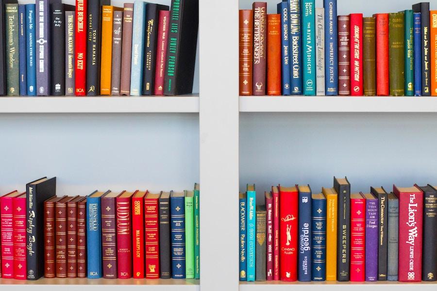 librería de obra