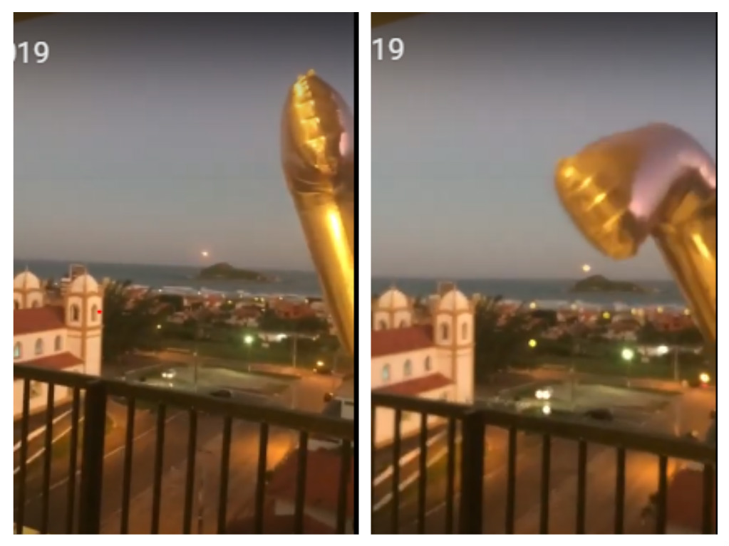 THE LAST SIGNS: Bright meteor over Santa Catarina sky, Brazil (video)