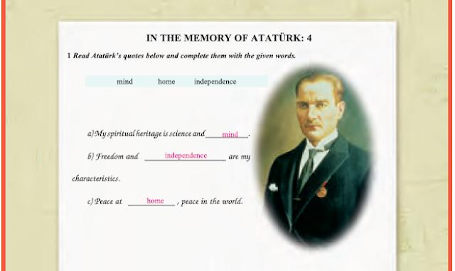 9. Sınıf Yıldırım Yayınları İngilizce A1.1 Ders Kitabı 86. Sayfa Cevapları Theme 6 History