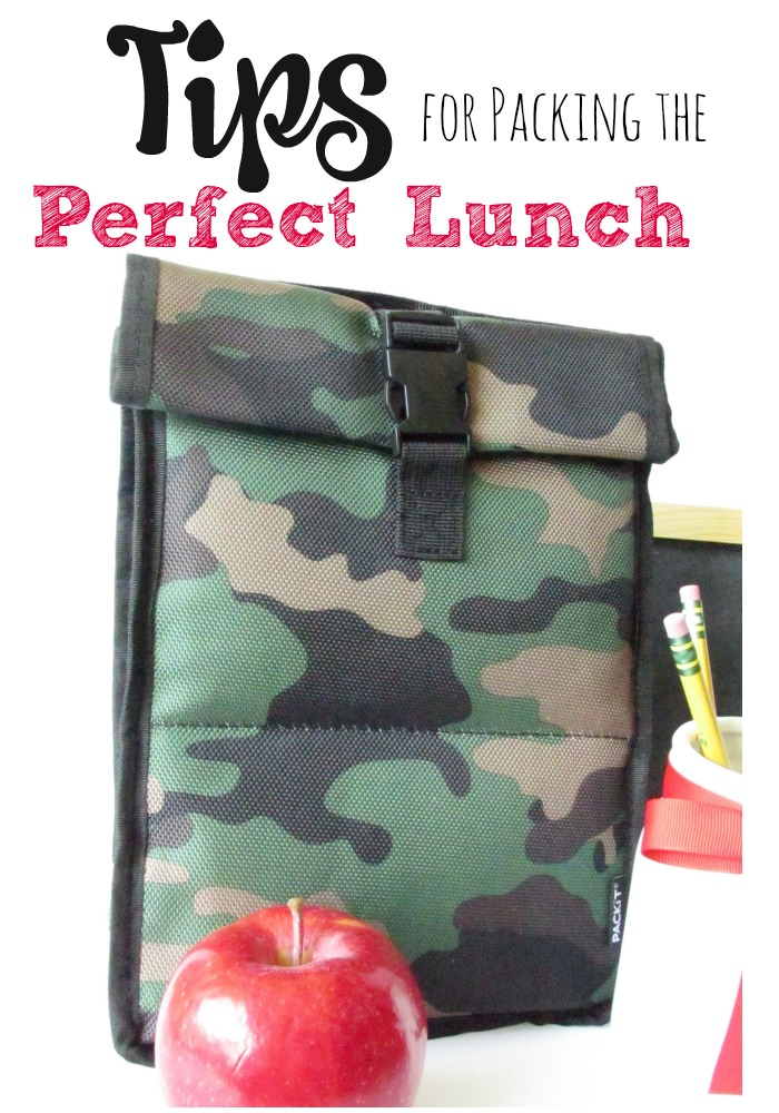 Ideas for packing healthy lunches for kids.