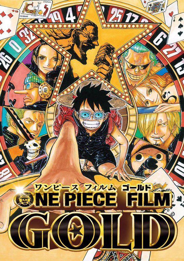 Hasil gambar untuk One Piece: Heart of Gold (2016)