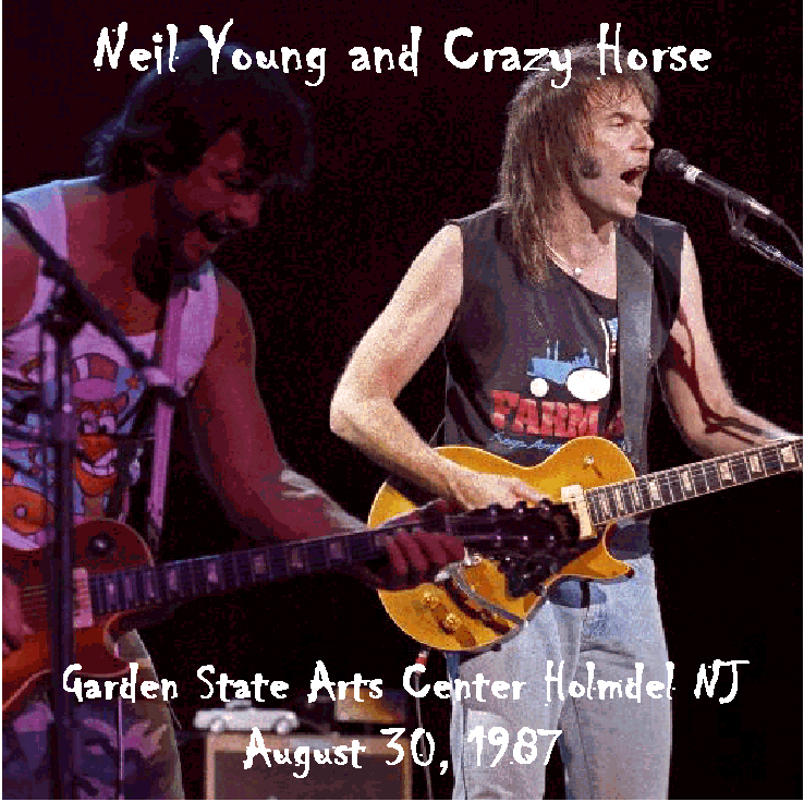 Plumdusty 39 S Page Neil Young 1987 08 30 Garden State Arts