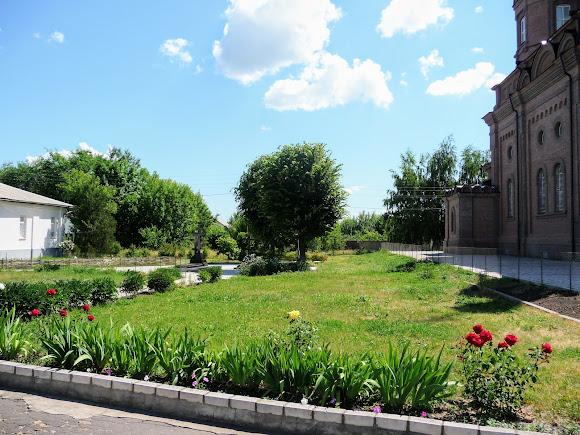Старобільськ. Свято-Скорбященський жіночий монастир