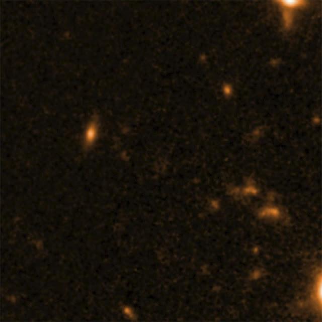 Nascimento de buracos negros