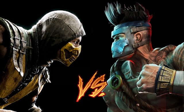 Mortal Kombat x Killer Instinct