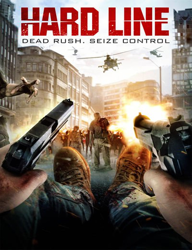 Ver Hard Line (Dead Rush) (2016) Online
