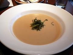 Sopa de milho fácil e muito rápida