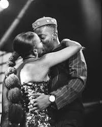 Come And Holiday In My Premises' – Simi Tells Adekunle Gold