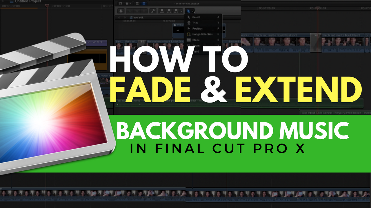 In This Final Cut Pro X Editing Video, How To Edit Beauty Youtube Series,
