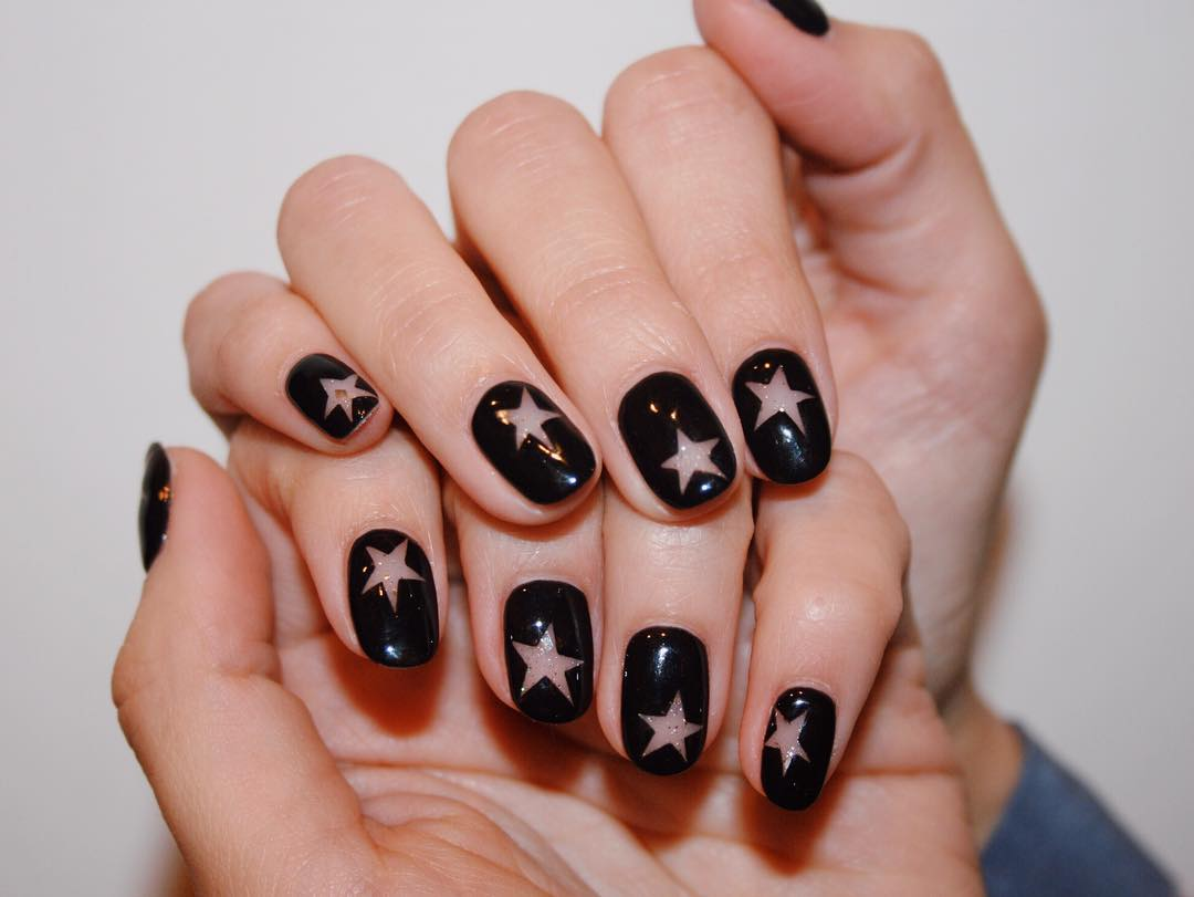 nail art cartoon