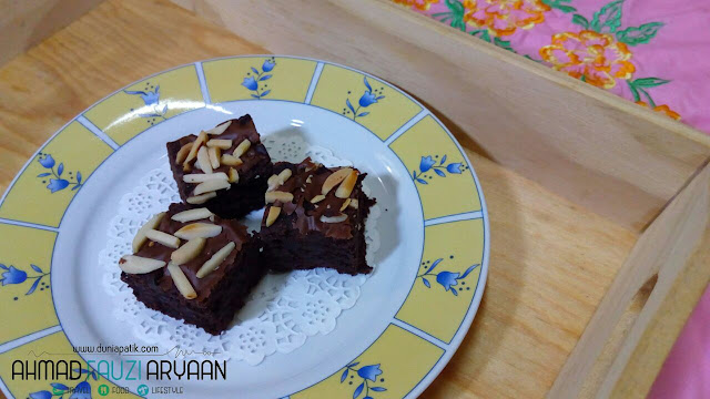 BROWNIES SEDAP