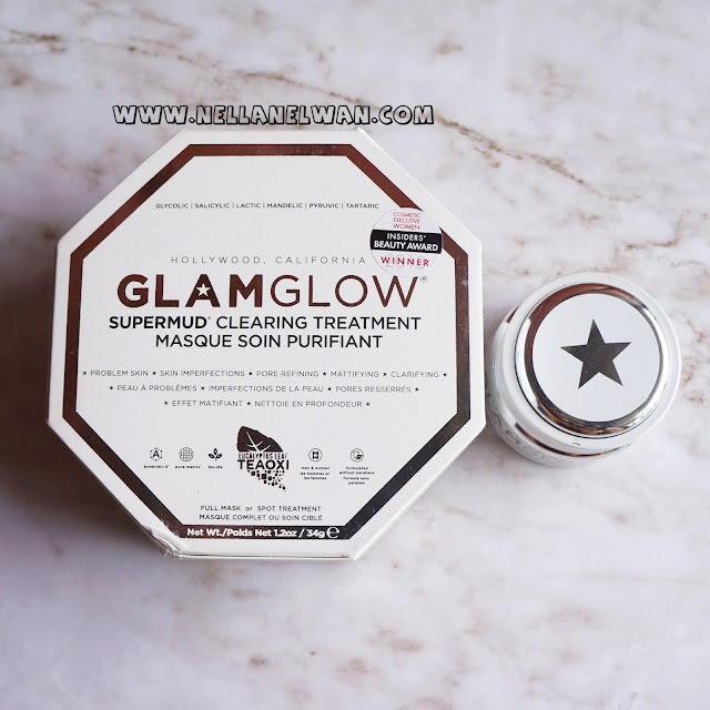 glamglow supermud clearing treatment review