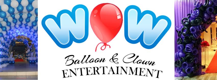 WOW Clown & Balloon Specialist, balloon specialist malaysia, balloon deco malaysia