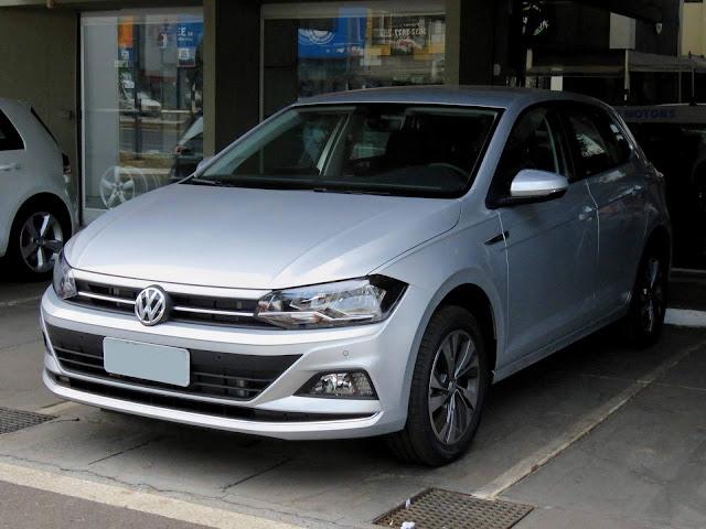 Novo VW Polo 2018 Highline