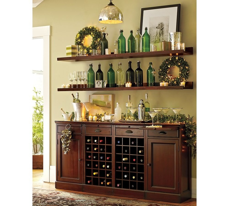 Kitchen Buffet Ideas 007