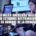 La Robin Hood de la ciencia que hackeó 62 millones de estudios restringidos