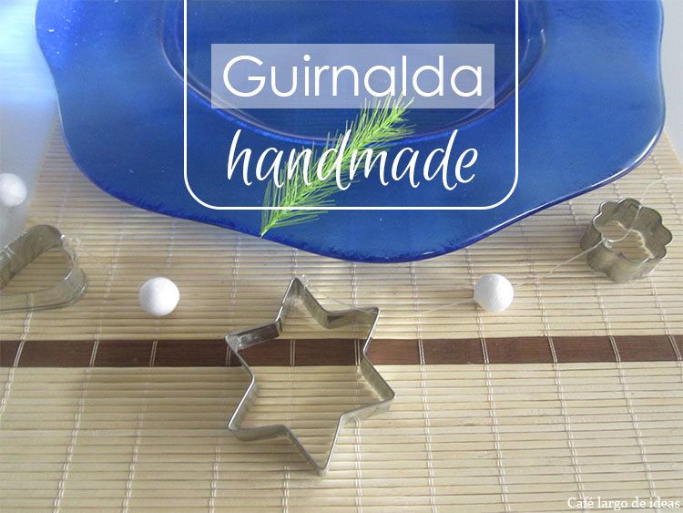 guirnalda handmade