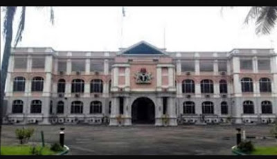 Breaking !!! Marina Presidential Lodge Officially Handed Over To Lagos Government by FG