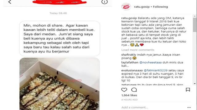 HEBOH Pelanggan Tak Puas dengan Kue Ayu Ting Ting, Jawaban Ayu Bikin Geger Netizen