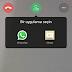 WhatsApp'ta görüntülü arama nasıl yapılır