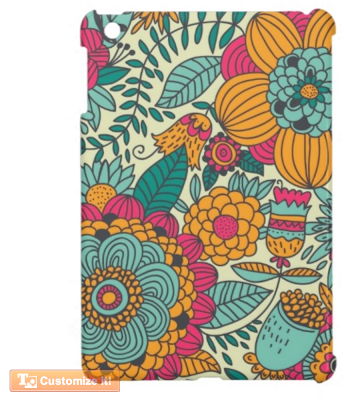 Floral iPad Mini Case - click to buy!