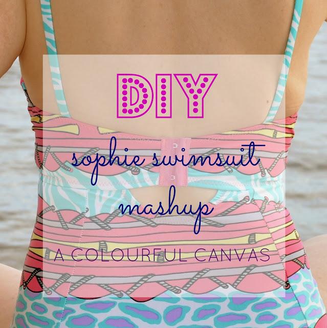 Sophie Swimsuit Mashup, Closet Case Files