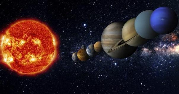 Teorías del Origen Sistema Solar