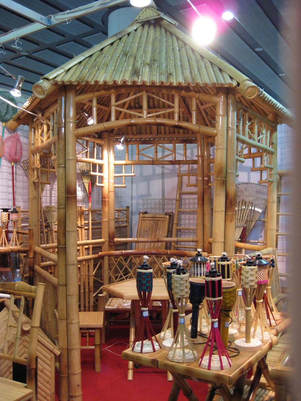 Bamboo Craft  Bamboo Craft Photo