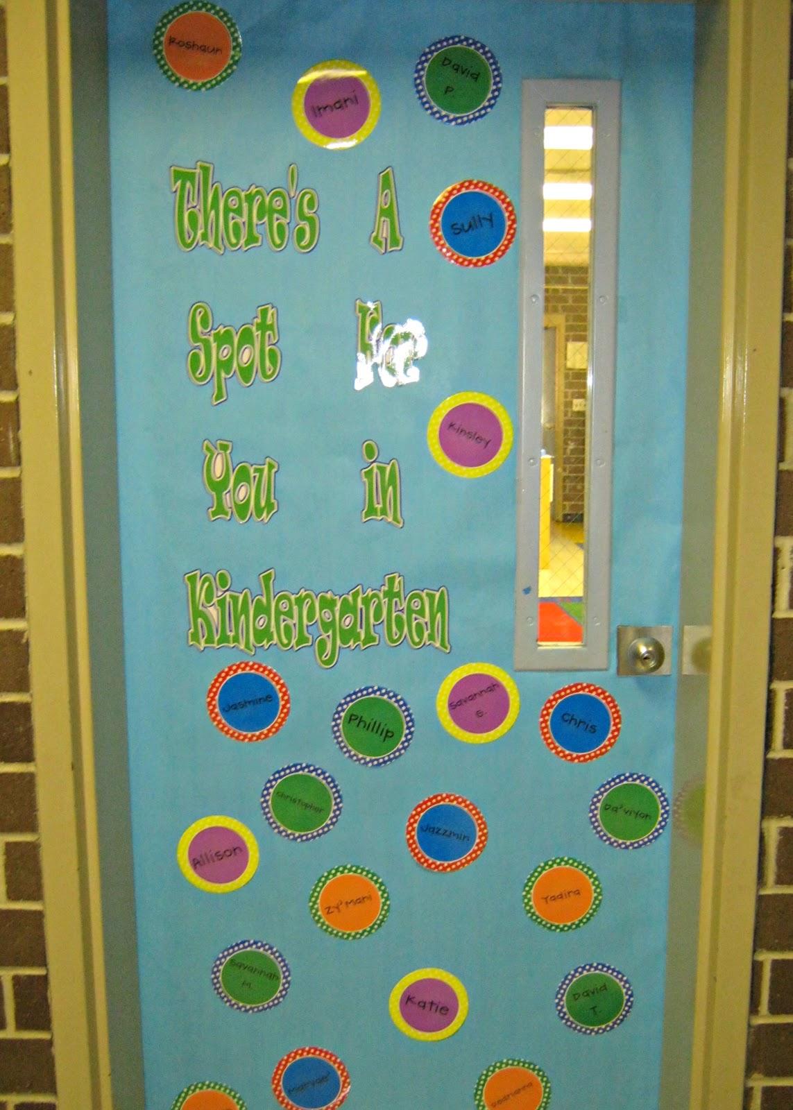 Kindergarten Classroom: KinderKids Fun: Seeing Spots