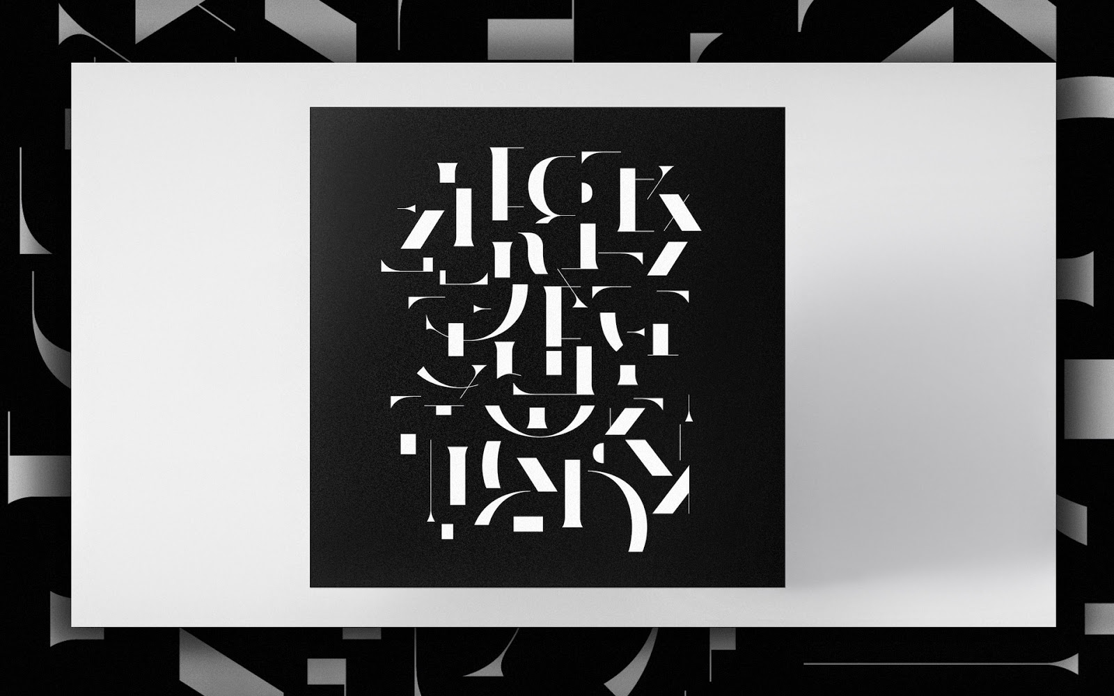 Sawdust - Graphic Design - Typography