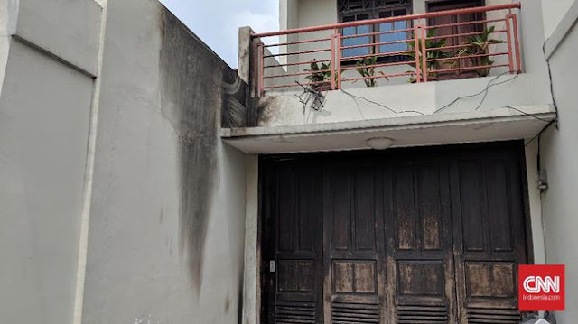 Saksi Ungkap Kronologi Ledakan Bom di Rumah Wakil Ketua KPK