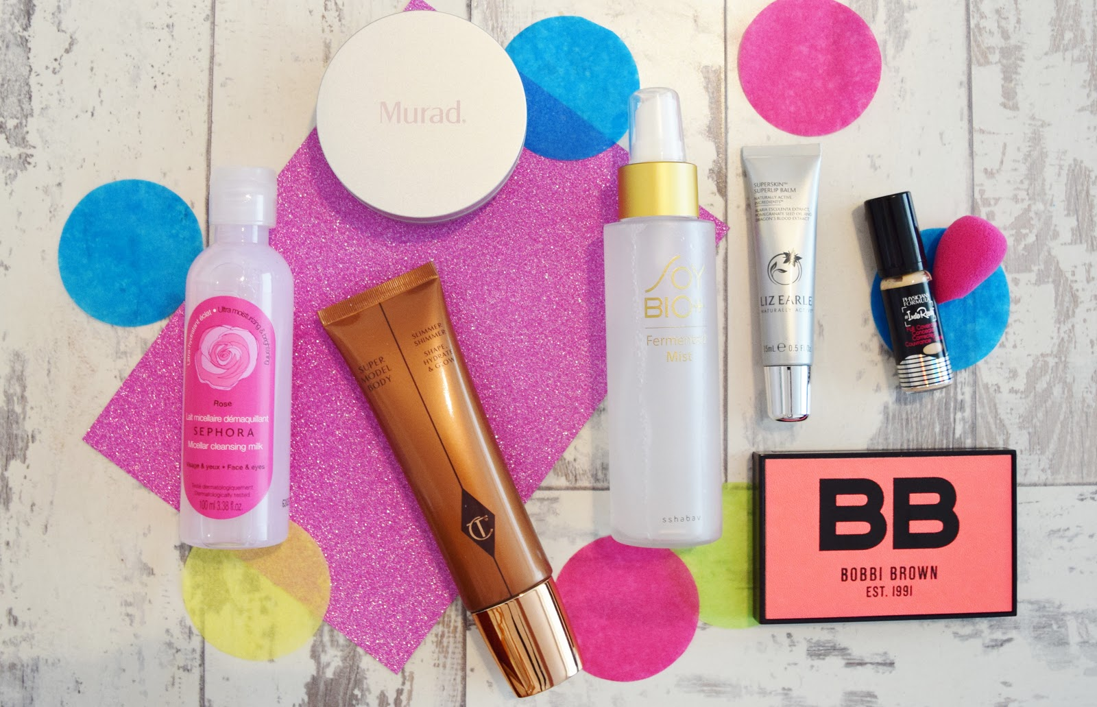 April Amp May 2017 Beauty Favourites A Life With Frills