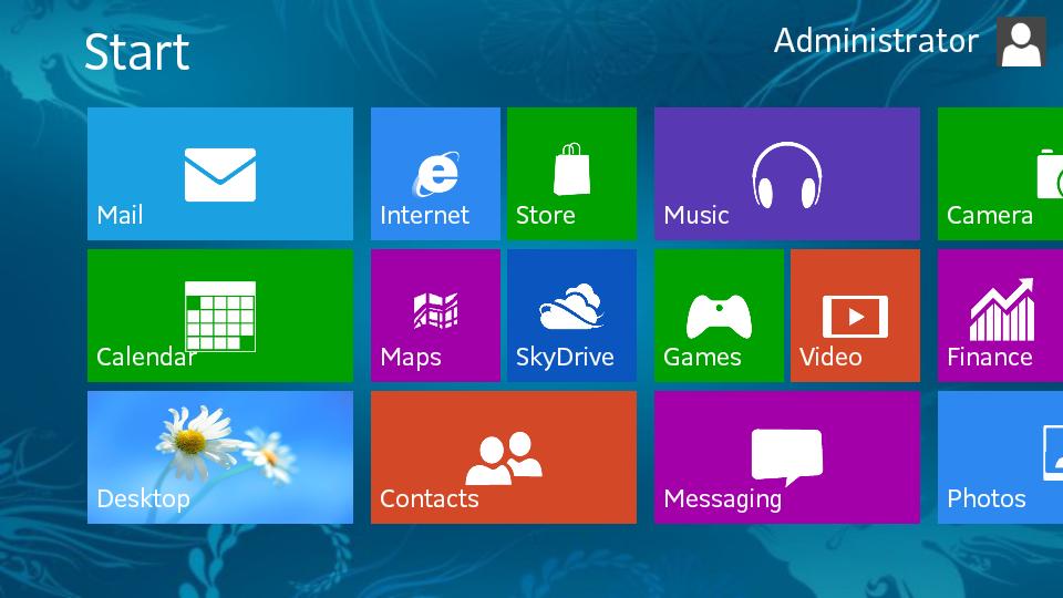 Belajar Menggunakan Windows 8
